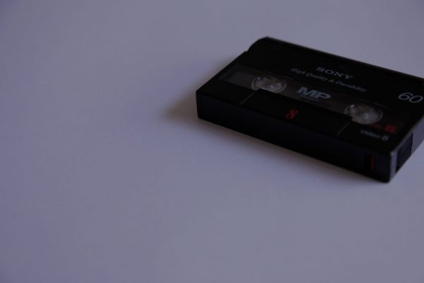 Video8-Tape-On-White-Table