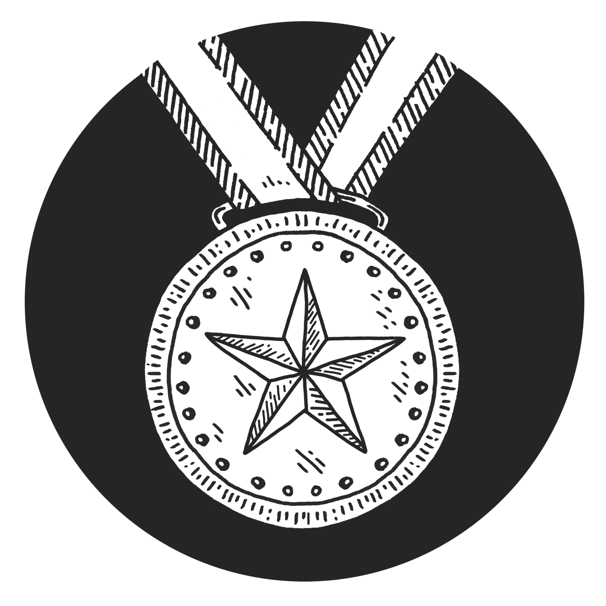 Medal-On-Ribbon
